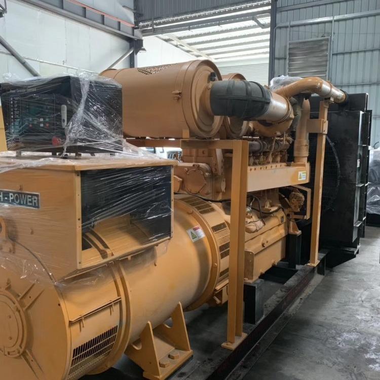 康明斯发电机回收 _康明斯二手发电机高价回收