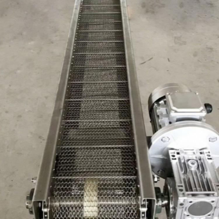 全自动食品机械生产流水线输送机 机械非标定制食品输送机