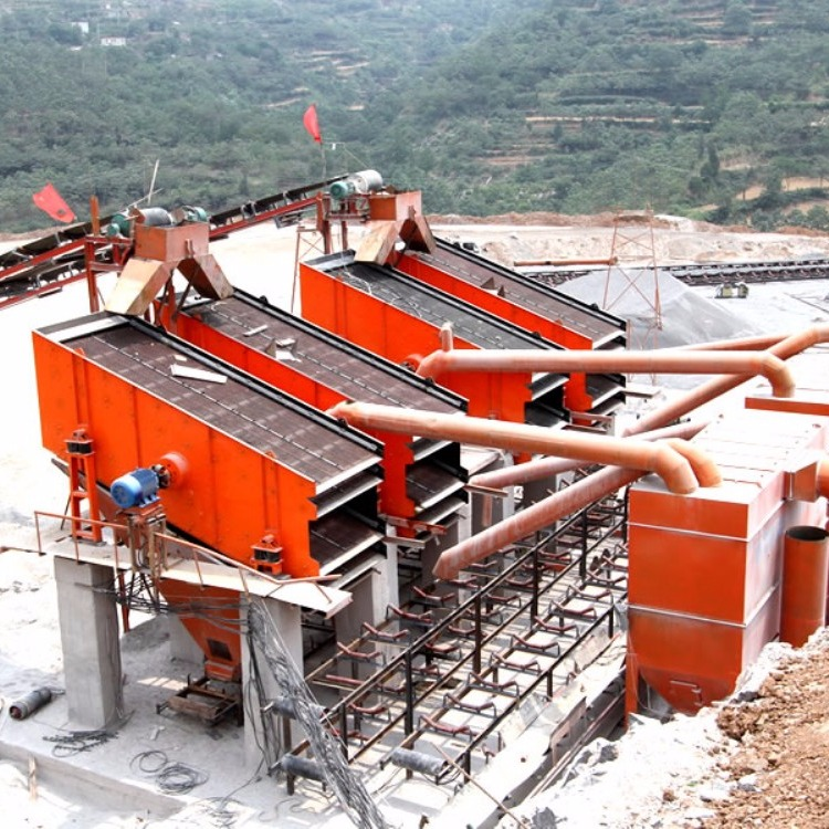 昆明碎石生产线小型时产15-20立方碎石线 小型时产40-50立方碎石线 中型时产80-100立方石料生产线