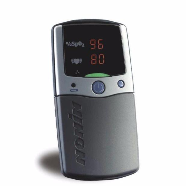 美国NONIN(燕牌)2500型手握式脉搏血氧仪