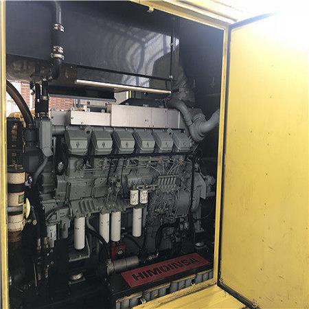 新会大型柴油发电机组租赁  自动并机功率可达10000KW