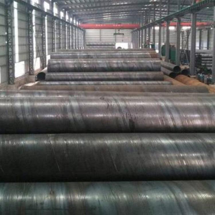 厂家直销螺旋钢管、630*6 Q235螺旋管,L245螺旋钢管,X40-X80螺旋钢管规格齐全  价格优惠