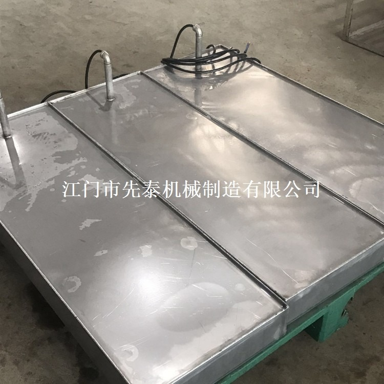 先泰牌优质316材质超声波震动板 清洗槽配套超声波振板生产厂家