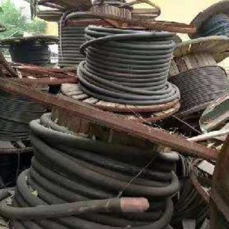 单位旧电缆线  常年上门回收旧电线电缆