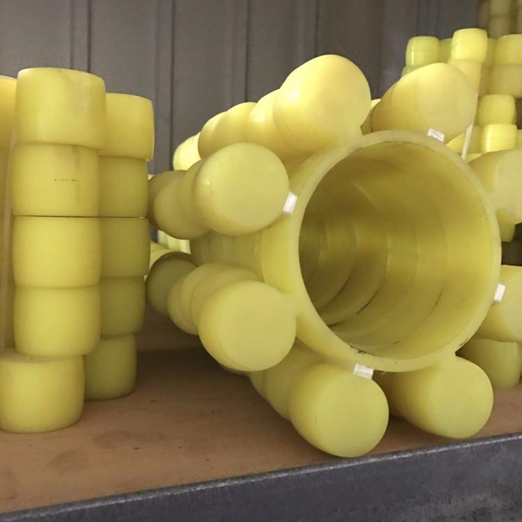 厂家供应 MT型聚氨酯梅花垫 XL星形联轴器用弹性缓冲垫块弹性体