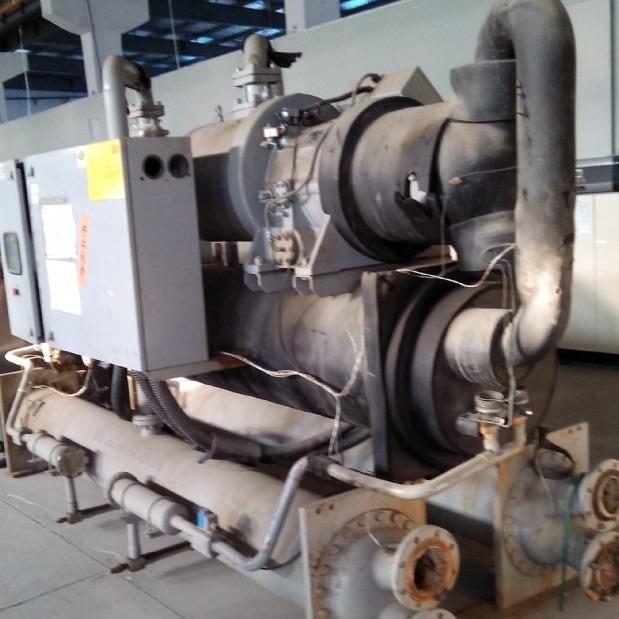 螺杆式制冷机,国产螺杆制冷机组,全封闭螺杆式制冷机组回收