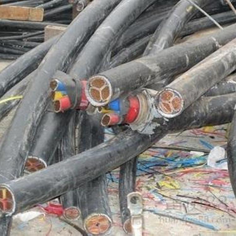 铜芯电缆回收价格_广州铜芯旧电缆上门回收