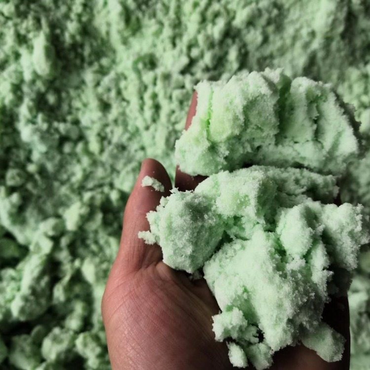 厂家直销污水处理用硫酸亚 工业级七水硫酸亚铁 农用绿矾