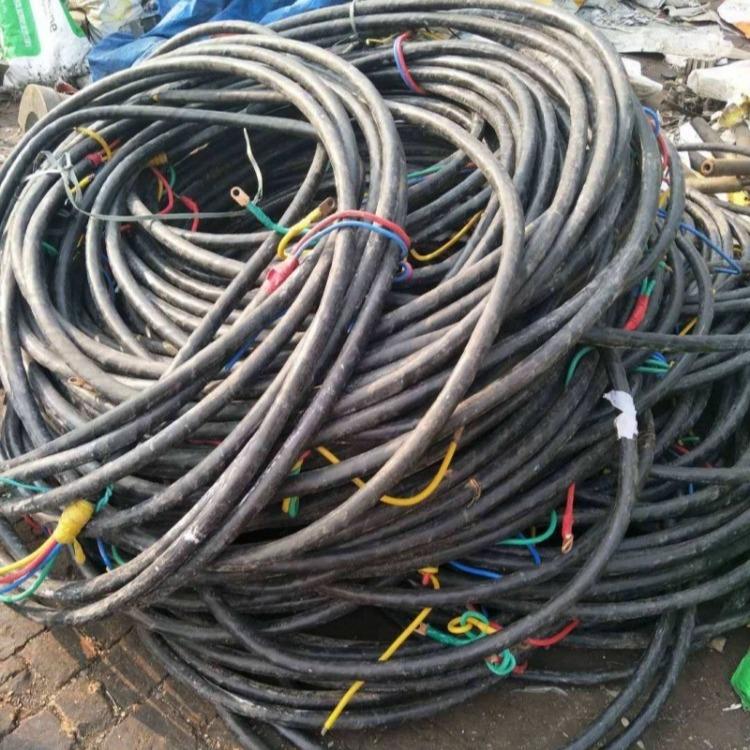 广州厂家提供二手废电缆电线回收服务