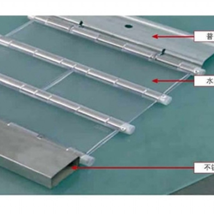 水晶卷帘门单价,捷兴隆商场透明PVC水晶