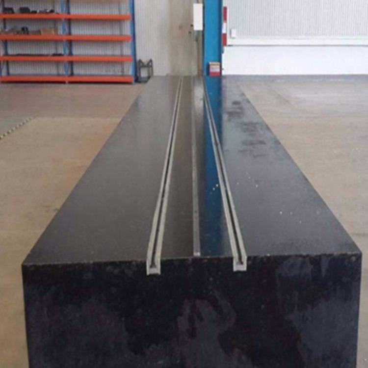 精创大理石检测平台高精度1000*1500*200实验室测量大理石平台台面