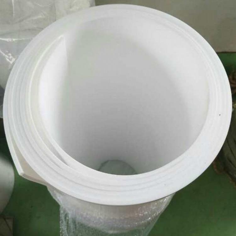 定做加工聚四氟乙烯板 四氟楼梯板 楼梯专用聚四氟乙烯板加工