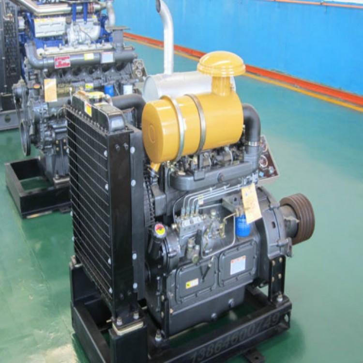 潍柴潍坊发动机R4105ZD 6105启动机 起动马达QDJ265F 24V 起动机