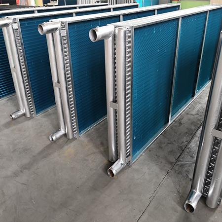 环保中央空调表冷器生产  表冷器批发加工  安装