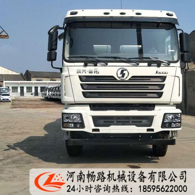 厂家直销陕汽德龙国五16m3混凝土搅拌车