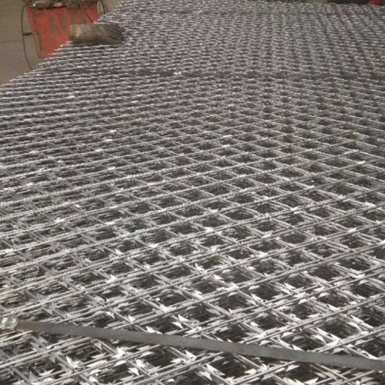 焊接刺网护栏A菱形焊接刺网护栏A焊接刺网护栏厂家