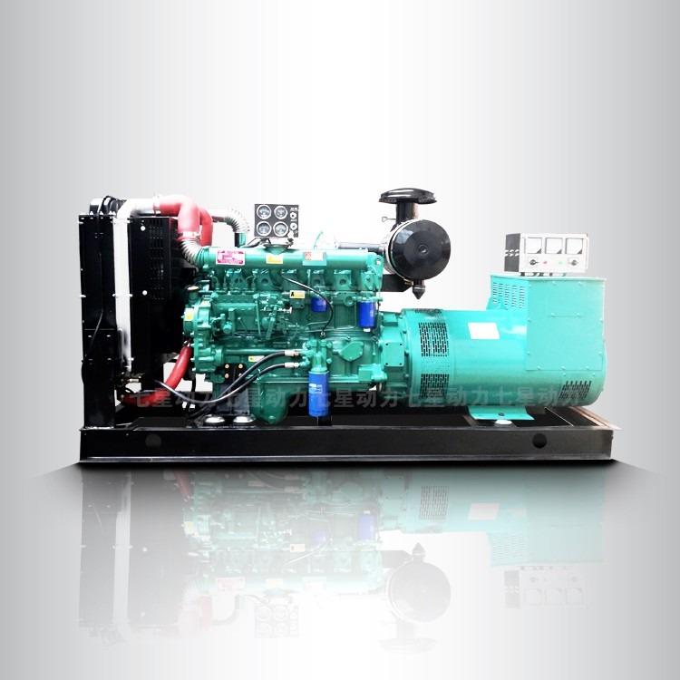 150KW柴油发电机 里卡多发动机 R6108IZLD 上海发电机 备用型 工厂直供