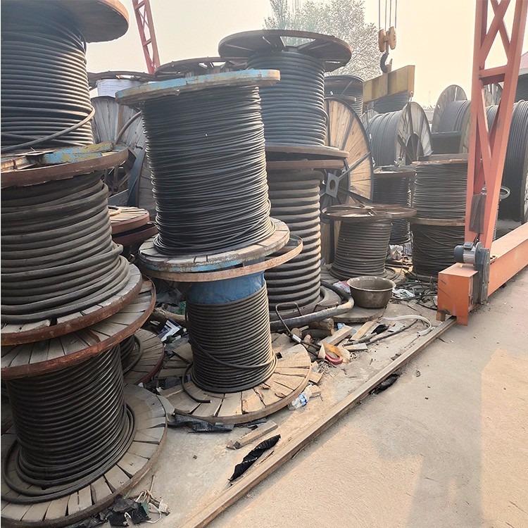 荣康带皮电缆回收 铠装电缆回收 电线电缆回收