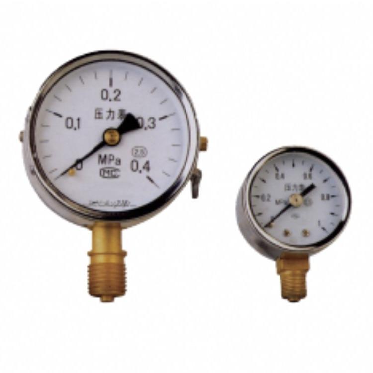 天康压力表,Y系列一般压力表,EC系列差压表