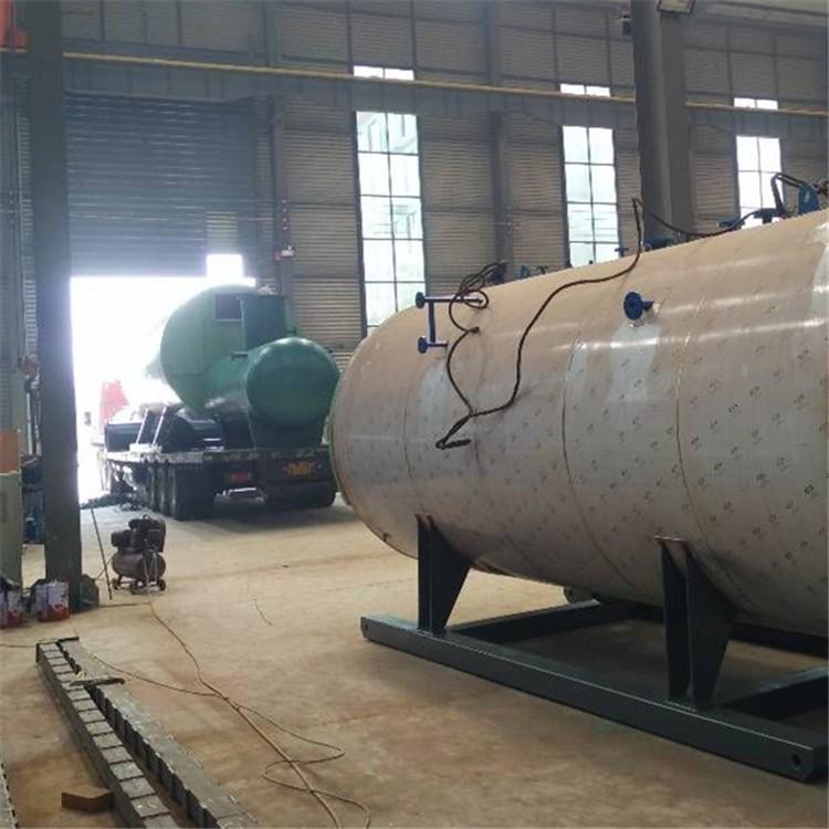 价格划算 燃气热水锅炉生产厂家 10吨锅炉安装 天然气热水锅炉厂