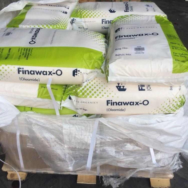 印度油酸酰胺FINAWAX-O开口爽滑剂 华南代理批发