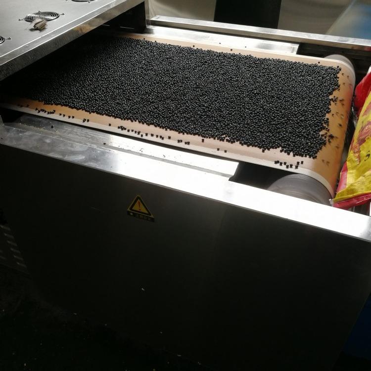 黑豆烘焙机 黑豆微波烘焙设备