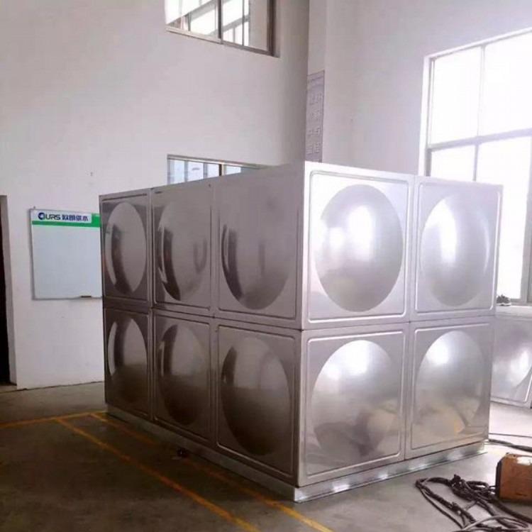 专业生产不锈钢水箱