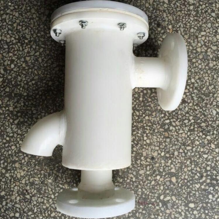 PP带回收接管呼吸阀DN100 PP带双接管呼吸阀北京厂家
