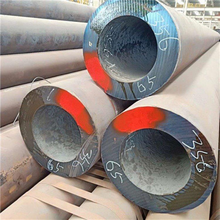 现货销售Q345B无缝钢管价格 Q345C无缝钢管 无缝钢管大量库存