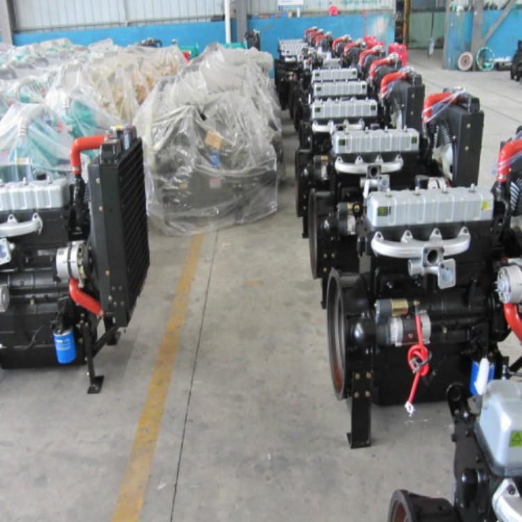 2105Y4K1g柴油发动机 24千瓦配套推土机专用小型两缸双缸柴油机