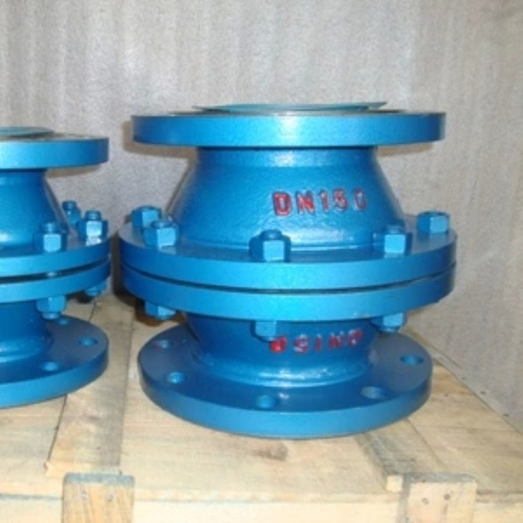 GZW/ZHQ-B型阻爆燃型管道阻火器 铸钢法兰防爆阻火器