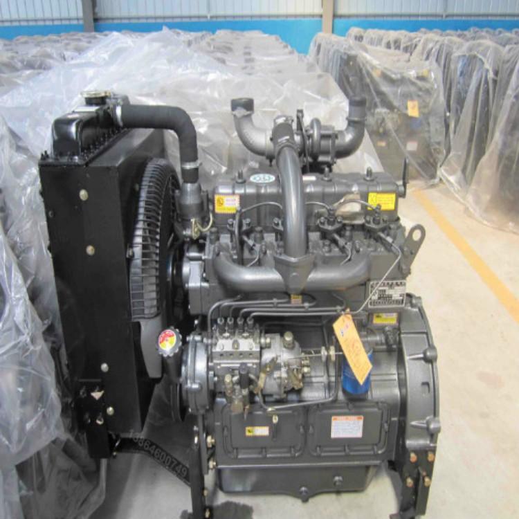 发动机东方红柴油机水泥罐车小发动机4105发动机16立方空压机