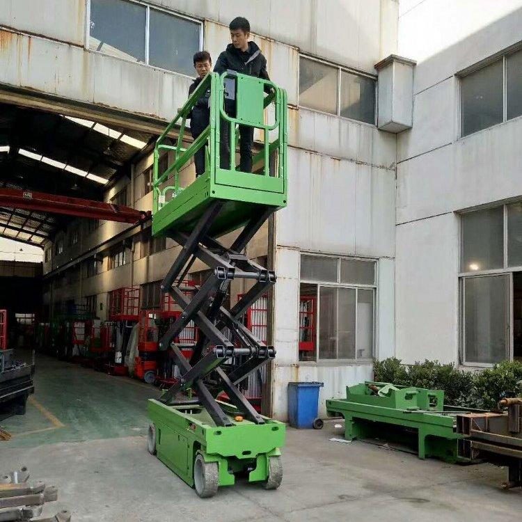 达川升降机厂家  卡特凯拓机械  全电动升降车 移动剪叉升降机  升降机哪家好