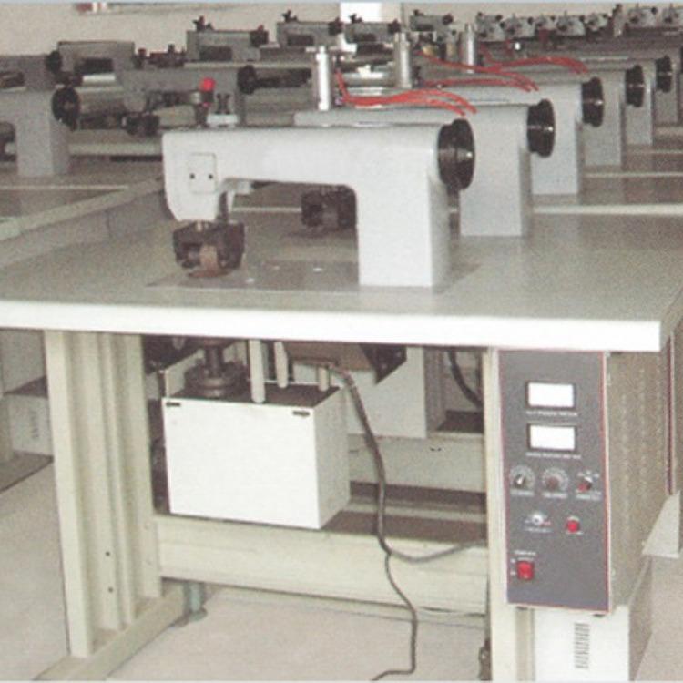 高效益半自动超声波焊接机 无纺布袋单头焊接机
