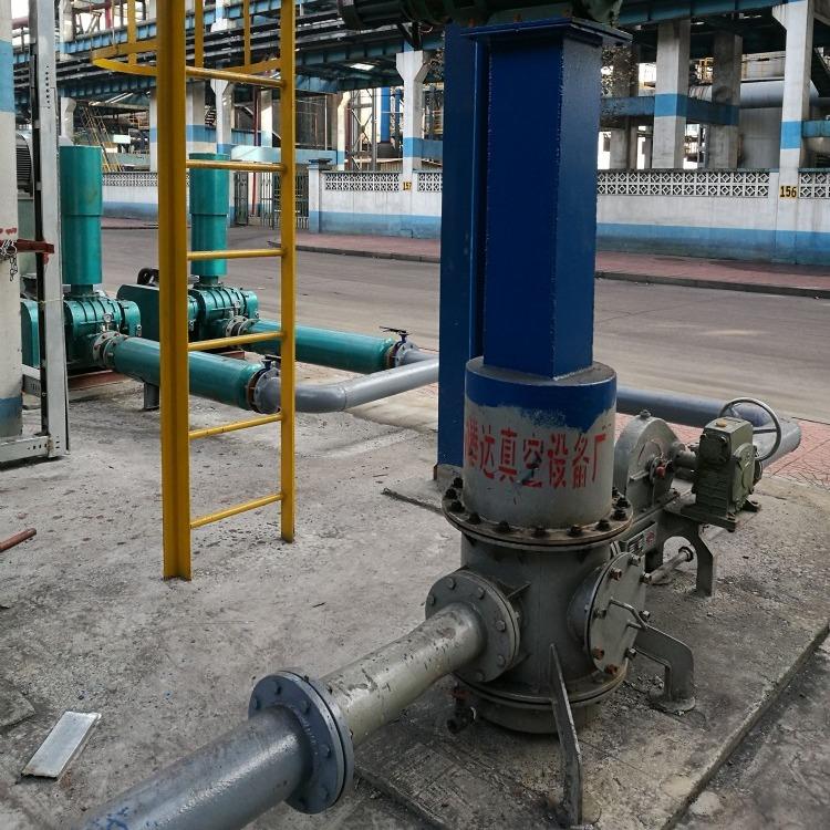 低压输送泵腾达脱硫脱销粉料喷射泵LFB干粉输送机性能