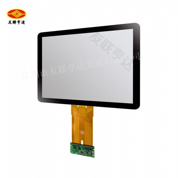 21.5寸工业电容触摸屏技术方案解决商触摸显示器