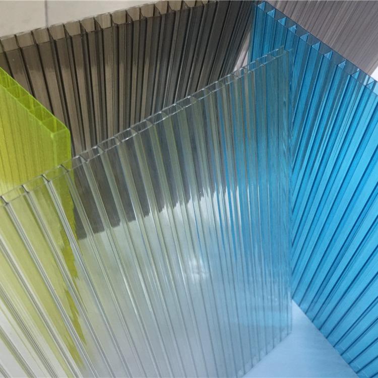 pc透明塑料板-阳光板透明-采光透明pc塑胶板