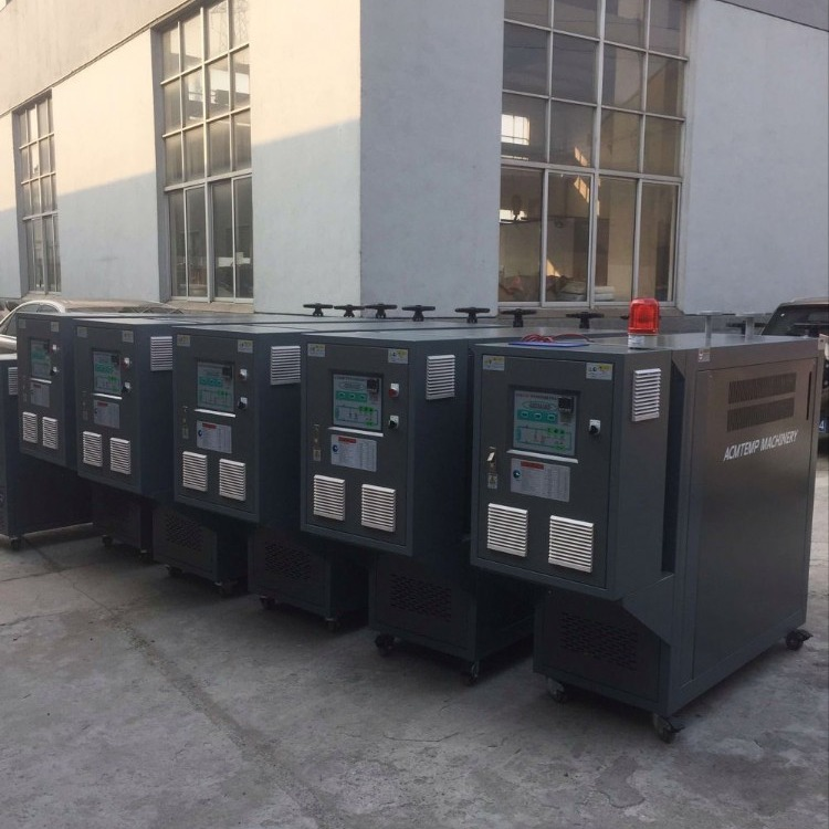 异型材挤出生产线温度控制机