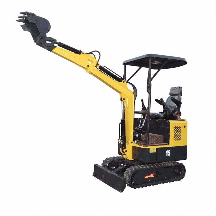 厂家出售供应园林绿化挖掘机 履带式液压挖掘机 挖坑1.5吨小型挖掘机