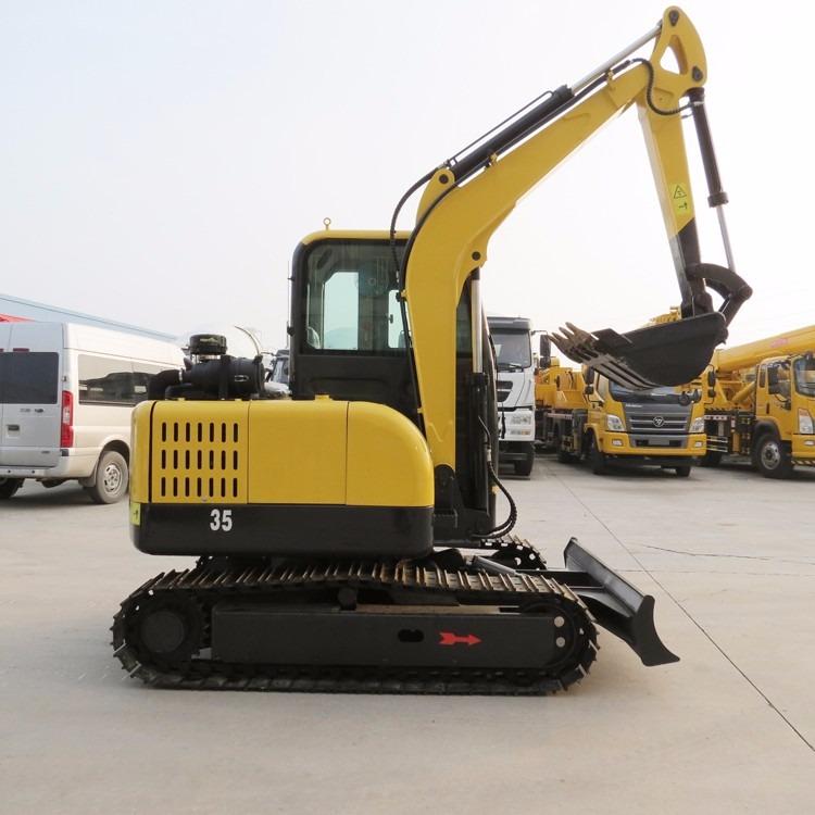 现货家用农用挖掘机 施工工程用 矿下井下挖掘机械 3.5吨挖掘机小型防爆挖掘机