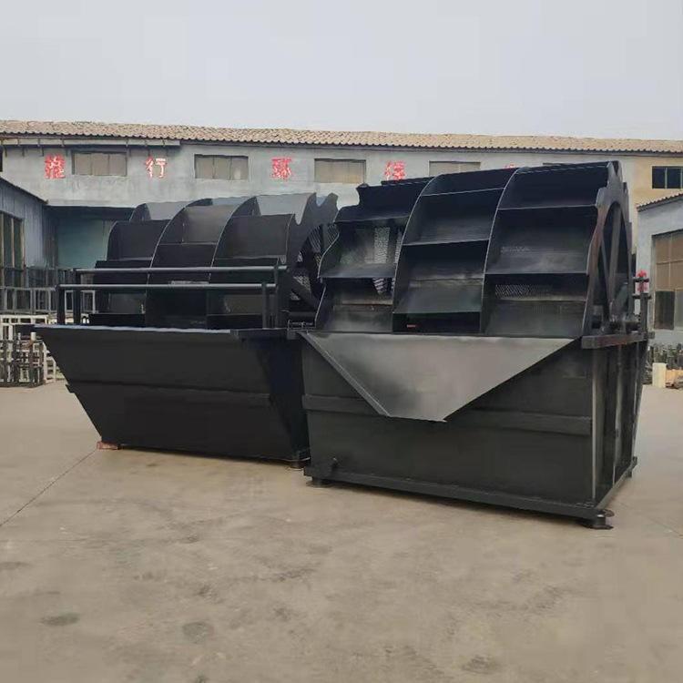 轮斗洗沙机 洗沙机生产线  砂石生产线设备 洗砂机生产厂家 鑫峰机械