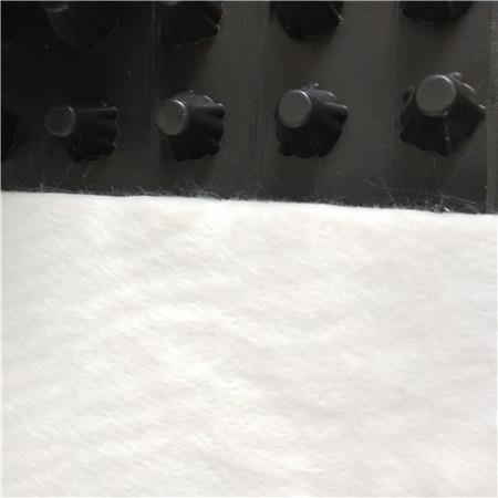 抢手的 凹凸型塑料排水板套什么定额 透水盲管是什么 绿化专用排水板