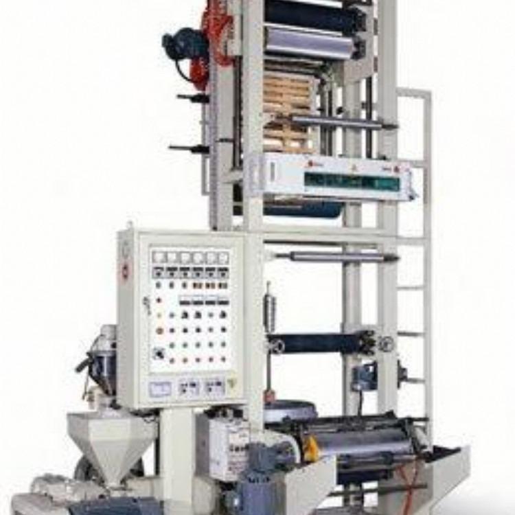 PP吹膜机价格 塑料袋机械