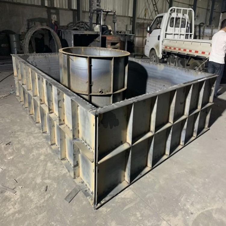 检查井模具产品 检查井钢模具产品 预制检查井钢模具产品