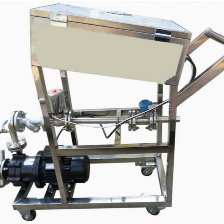 化工液体灌装25公斤桶设备苯酚自动分装计量泵