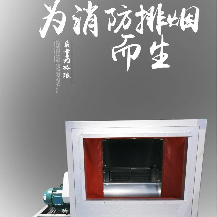 消防柜式离心风机箱 消防排烟风机箱 消防排烟工程消防