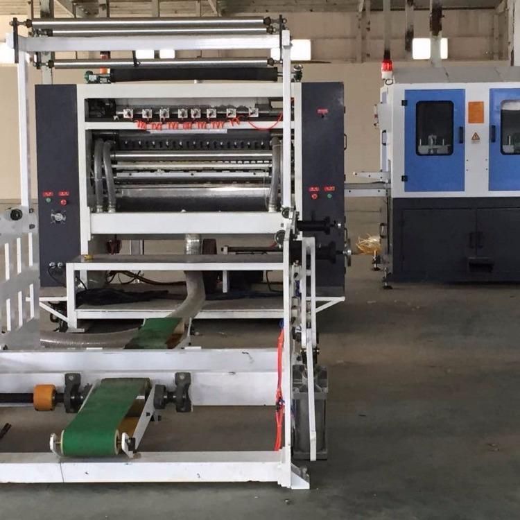 抽纸加工设备  全自动抽纸加工设备  高速抽纸加工设备