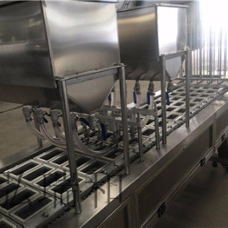 血豆腐加工设备 |血豆腐设备加工厂家|袋装牛血生产设备