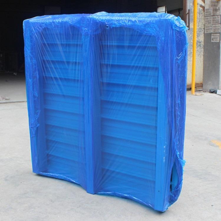 格拉瑞斯托盘厂 供应钢制塑料托盘 川字网格托盘 田字双面进叉托盘报价