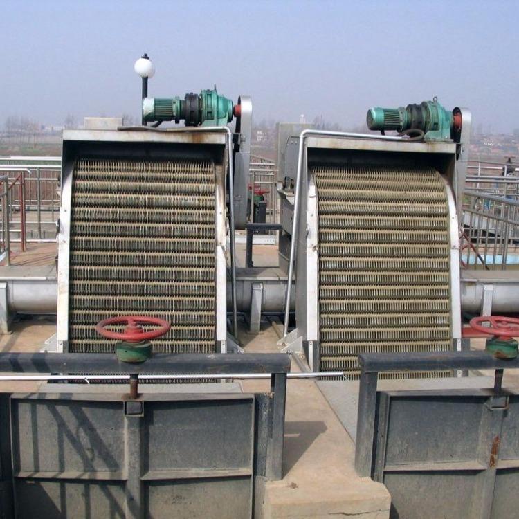 河道格栅机生产 机械格栅机直销 格栅机供应商 诸城中天机械